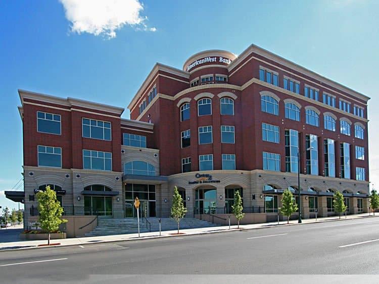 Spokane C21 Office